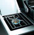 barbecue a gas con fornello laterale per friggere e bollire