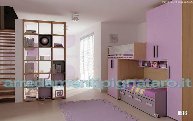 Casa moderna, roma italy: arredamenti camerette per ragazzi