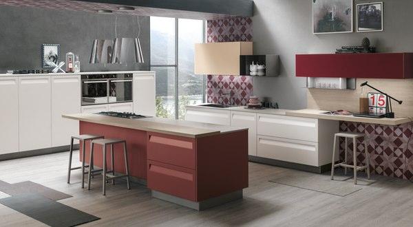 Cucine stosa moderne e classiche arredamenti pignataro - Cucine stosa moderne ...