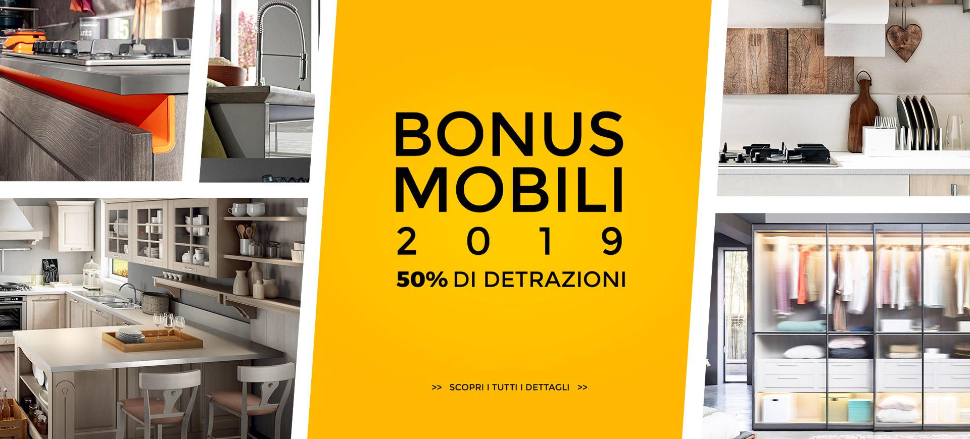 bonus mobili 2019 detrazione fiscale fino a 50%