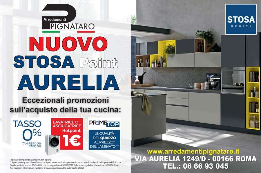 Nuovo Stosa Point Aurelia