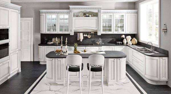 Cucine stosa moderne e classiche arredamenti pignataro - Arredamenti moderni cucine ...