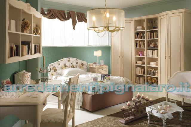 camera classica per ragazzi e ragazze