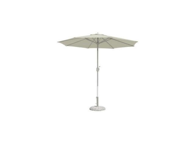 ombrellone bianco da giardino