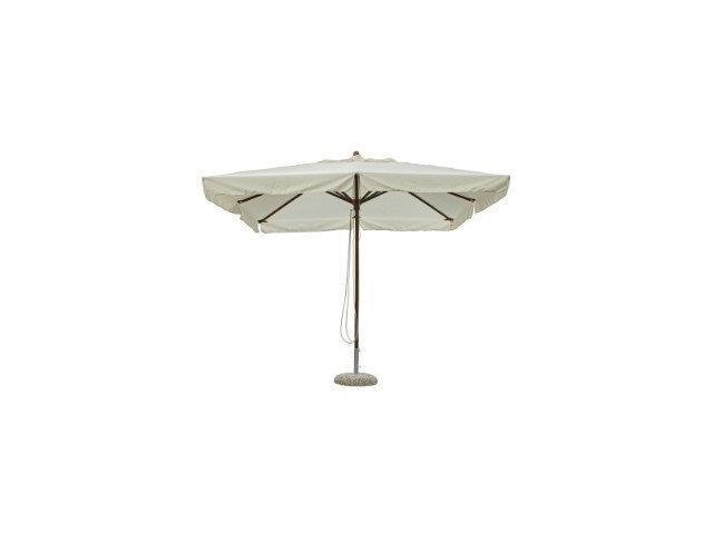 ombrellone bianco da esterno