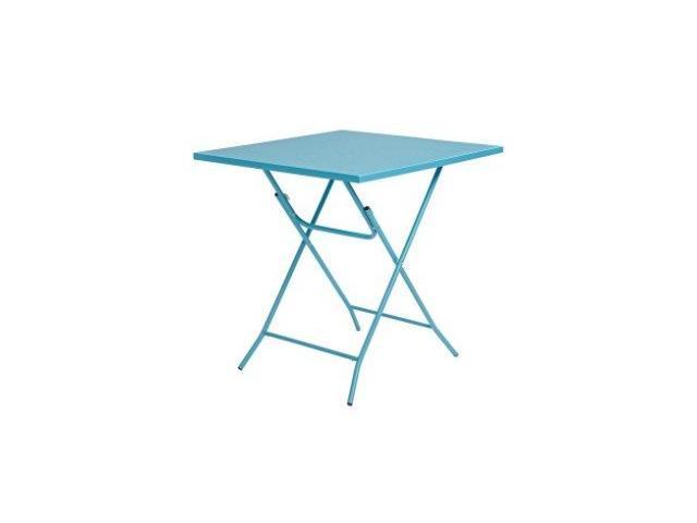 tavolino bar azzzurro