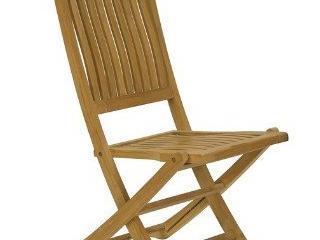 sedia pieghevole da esterno