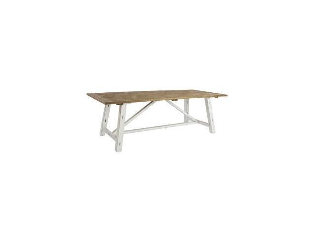 tavolo shabby da giardino per esterno
