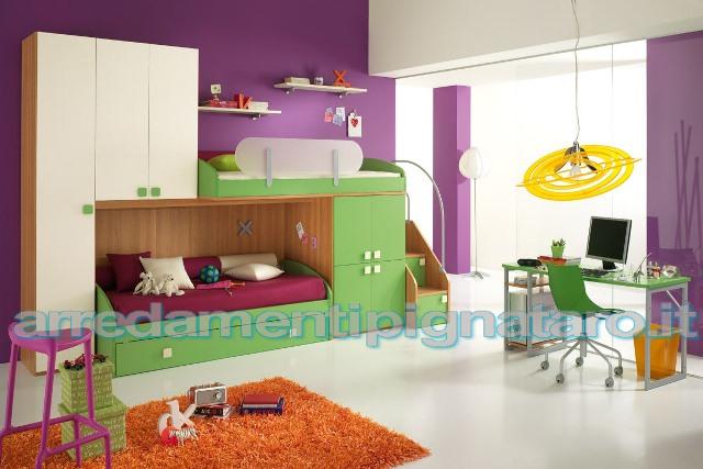camera da letto spar per bambini