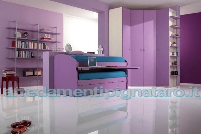 camerette moderne spar