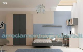 Camerette Moretti Compact, Spar, Colombini - Arredamenti Pignataro