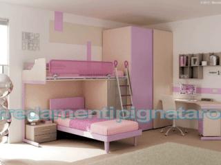 Camerette Moretti Compact, Spar e Colombini per Ragazzi