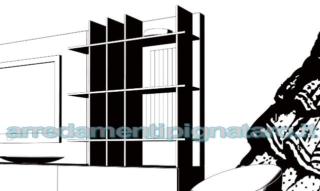 mobili soggiorno componibili moderni
