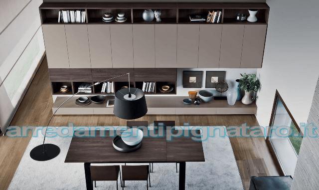 mobili in legno moderni