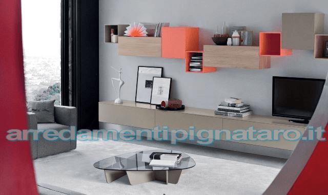 mobili soggiorno design outlet