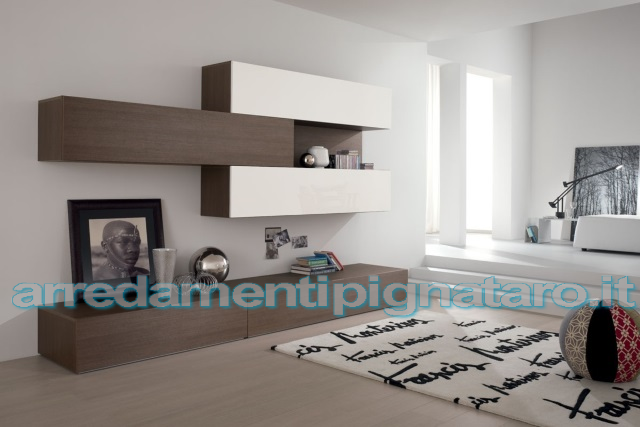 soggiorno salotto moderno spar