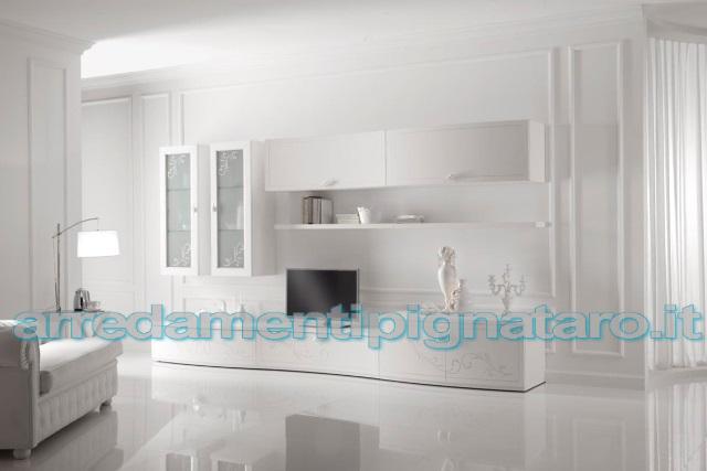 salotto classico soggiorno