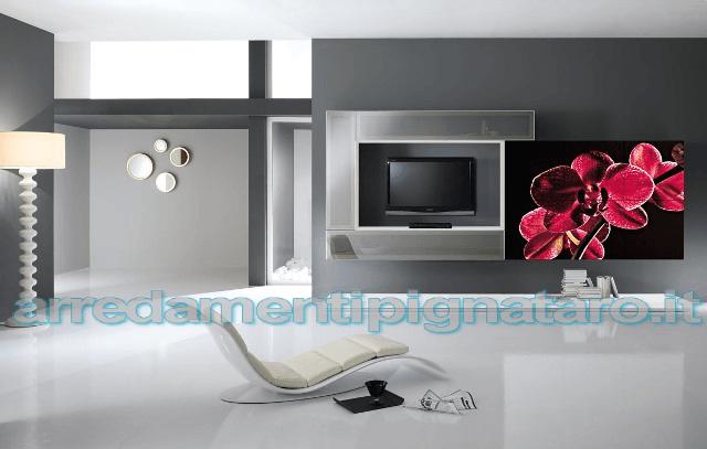 composizione mobili soggiorno spar