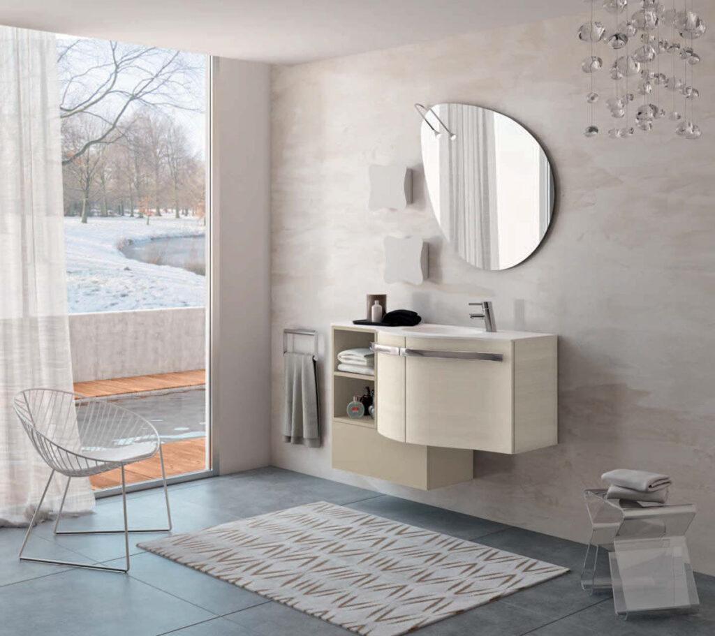 Arredo bagno in offerta online for Offerta mobili bagno sospesi