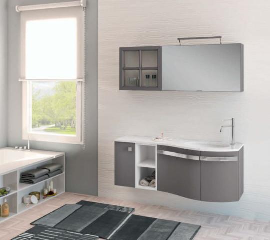Mobili da bagno amazing mobili arredo bagno ardeco with for Arredi bagno roma