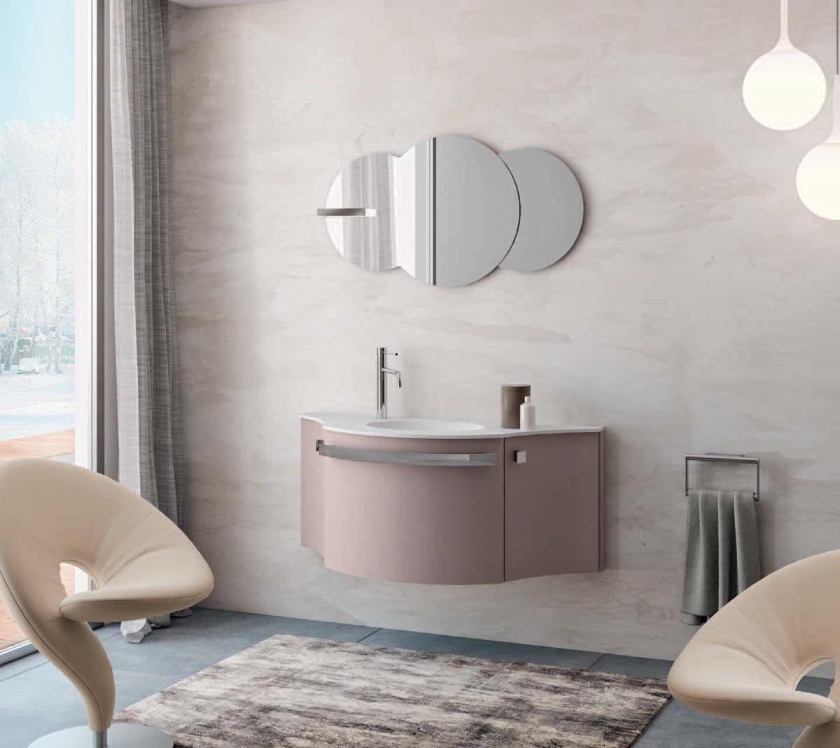 mobili da bagno moderni