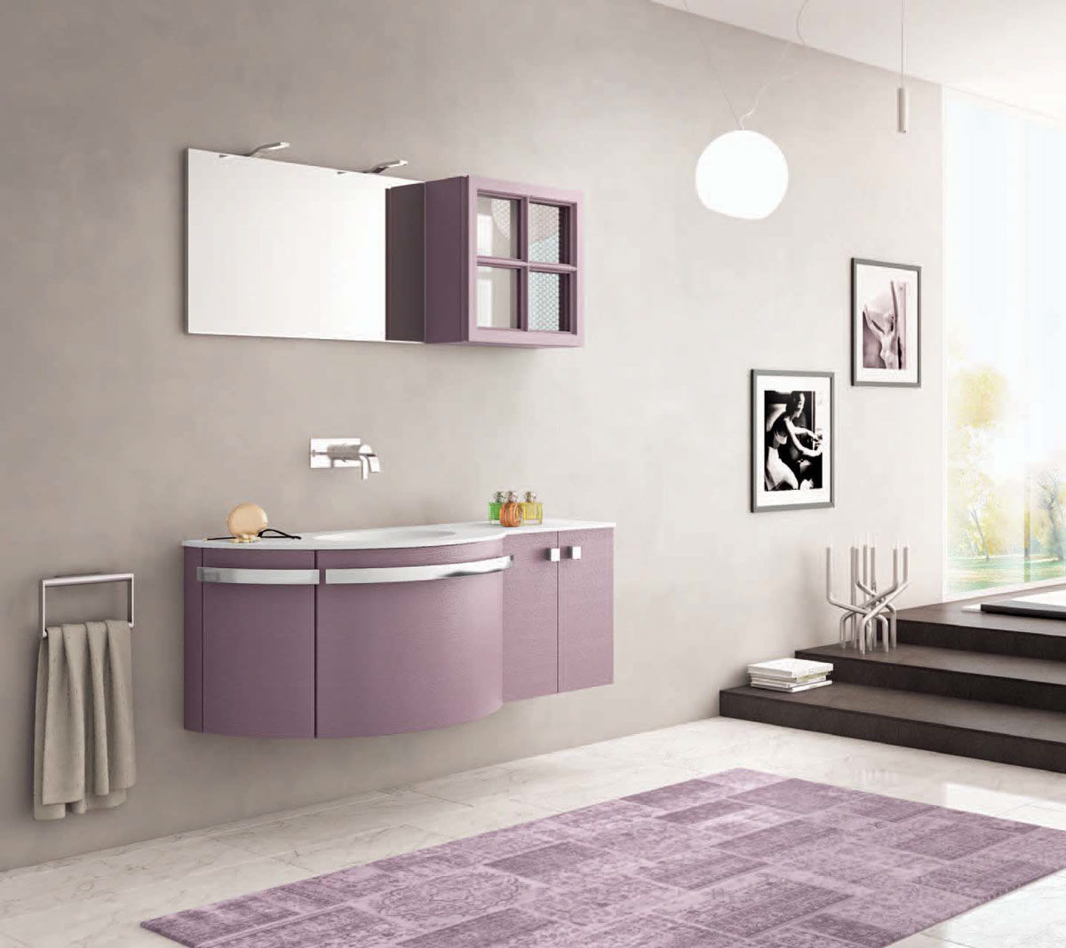 mobili per bagno moderni