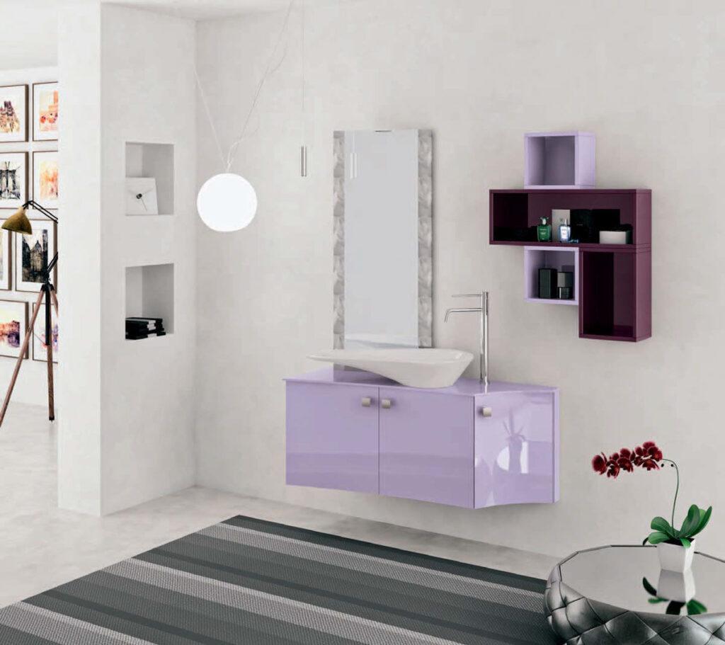 Arredo bagno in offerta online for Mobili bagno sospesi in offerta
