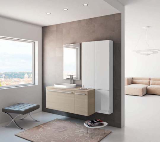 Arredo bagno in offerta online for Mobili bagno in muratura moderni