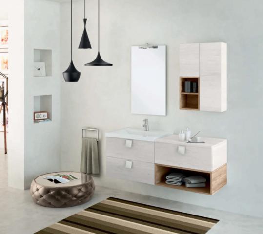 Arredo bagno in offerta online - Bagno in muratura moderno ...