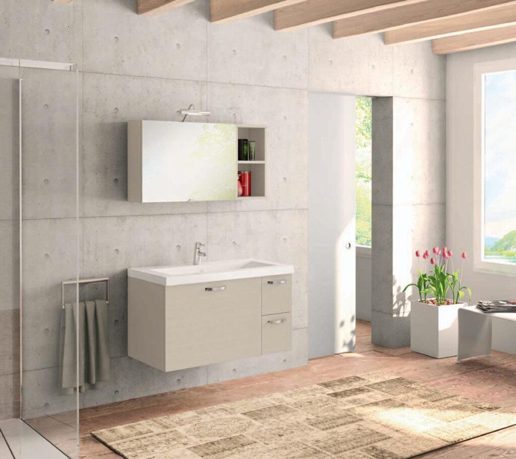Arredo bagno in offerta online - Mobili bagno classici economici ...