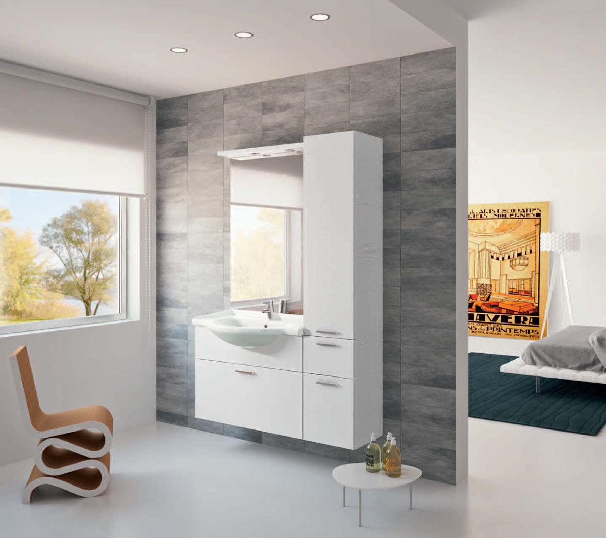 Costo mobili bagno mobile bagno in ceramica by rab for Mobili a poco prezzo online