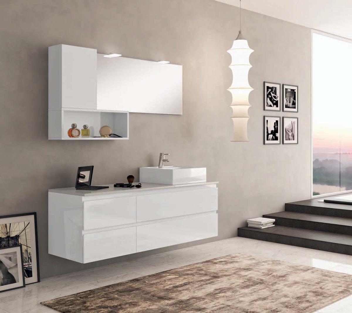mobiletto bagno classico