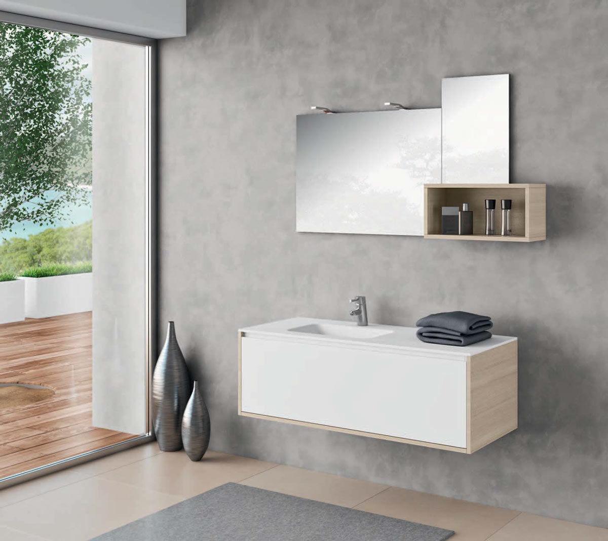 mobile da bagno classico
