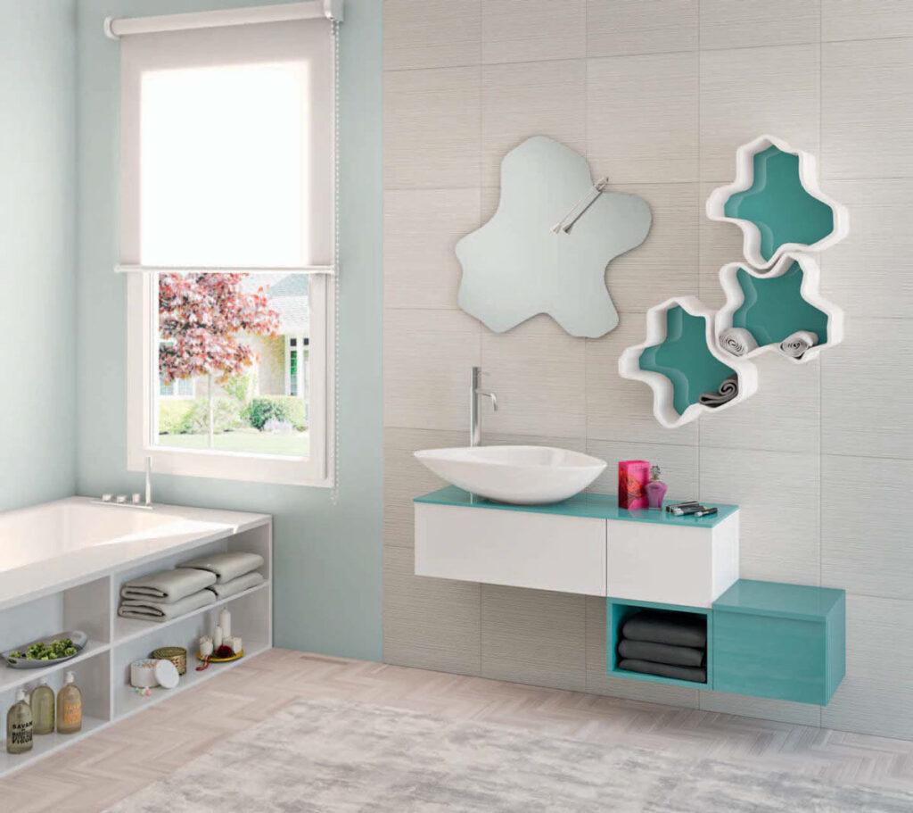 Arredo bagno in offerta online for Arredo bagno moderno economico