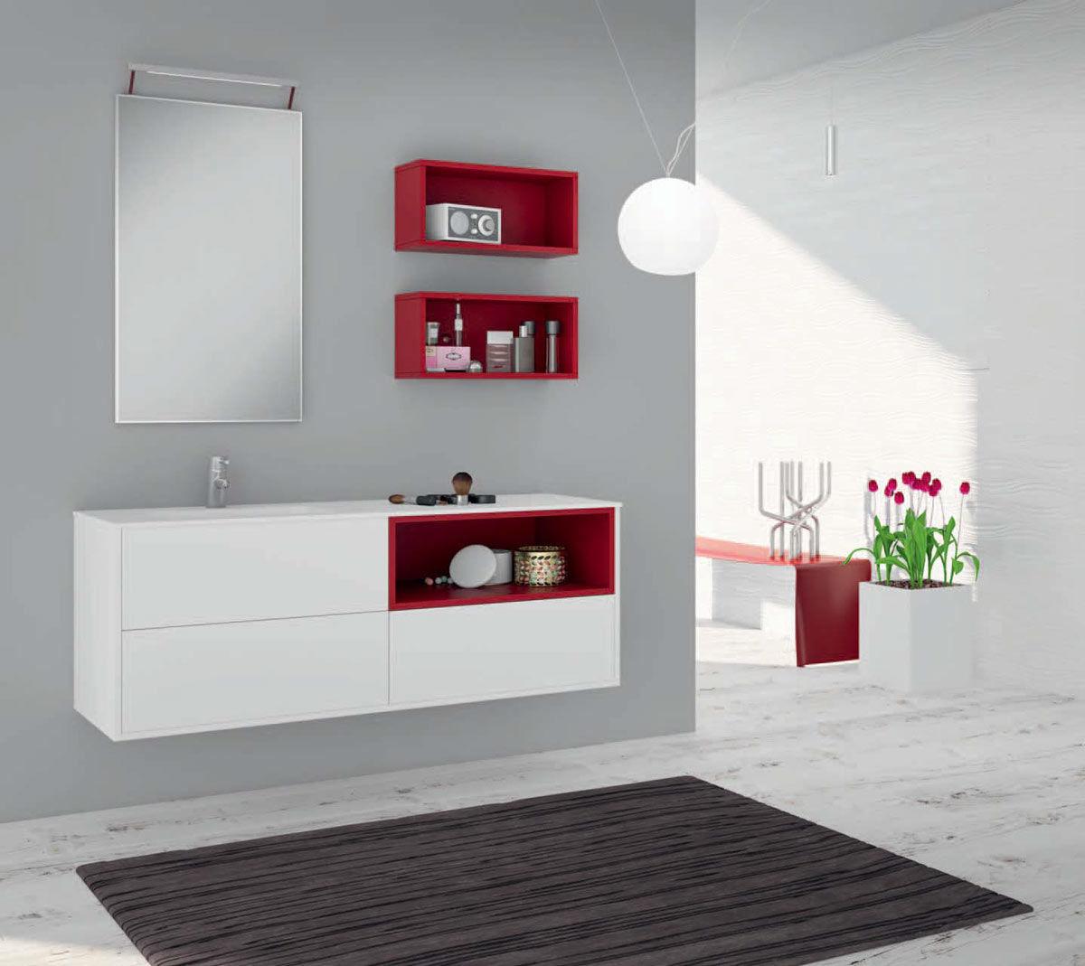 mobili bagno classici legno