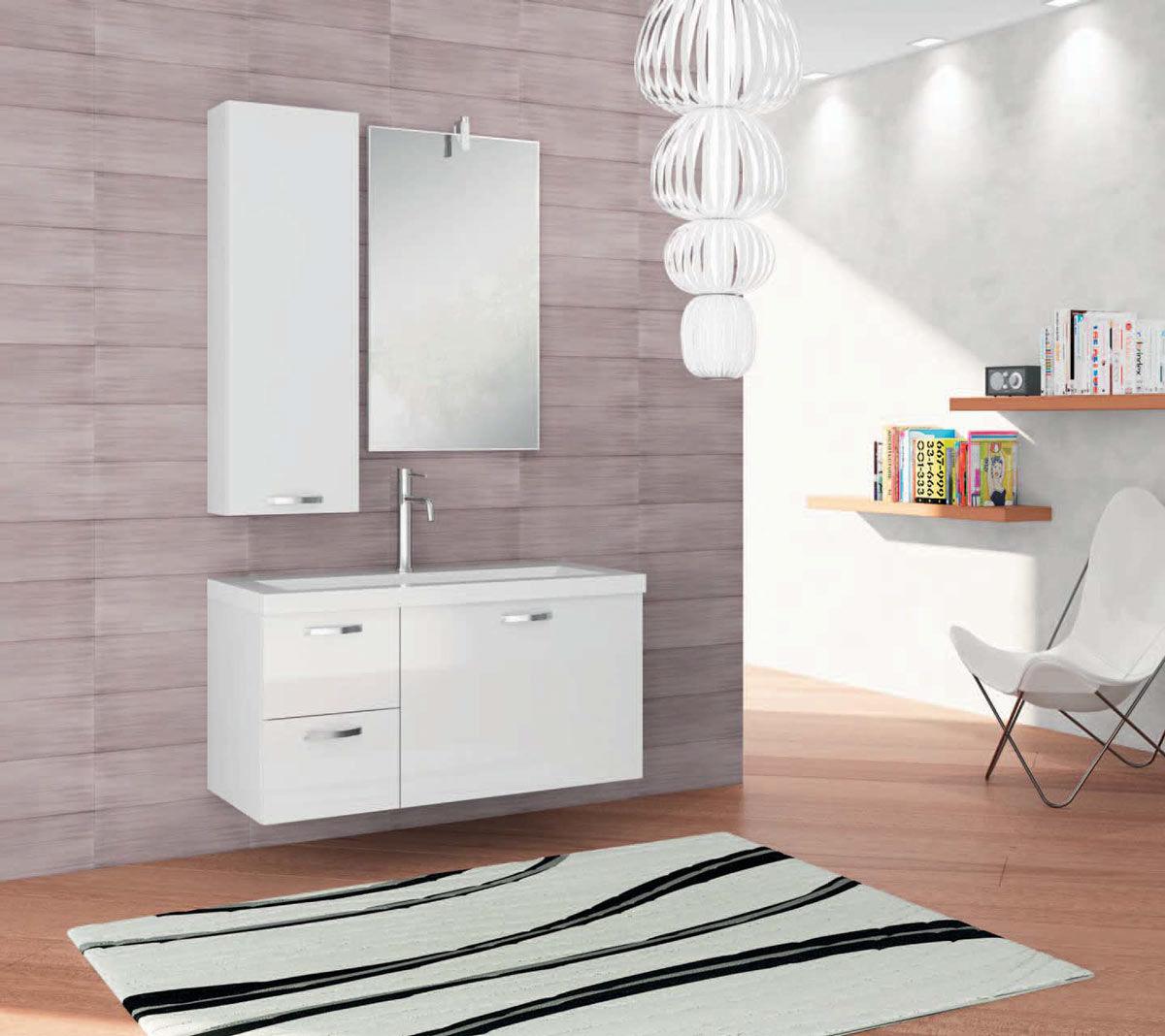 bagno stile classico moderno