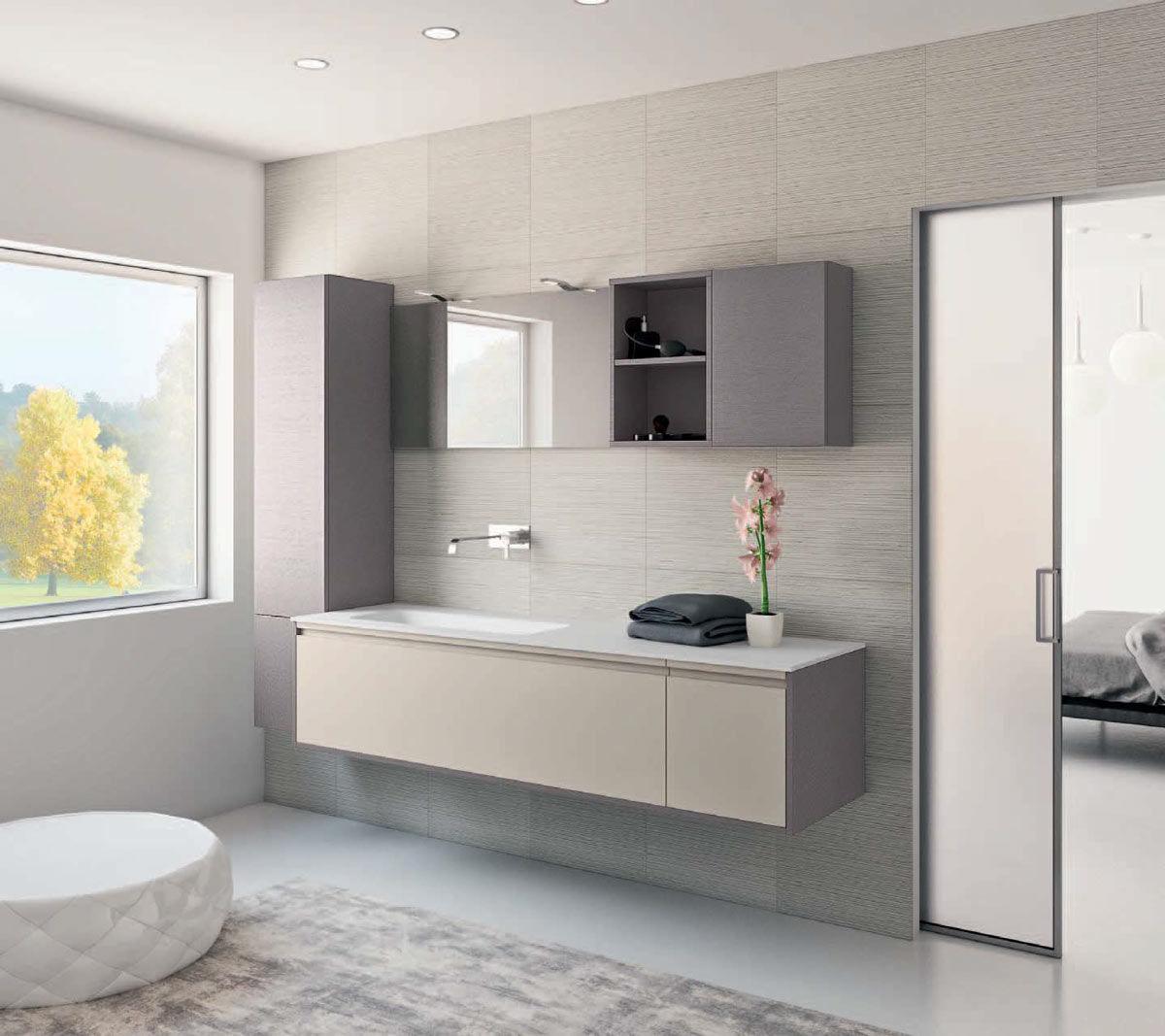 bagni moderni con doccia prezzi