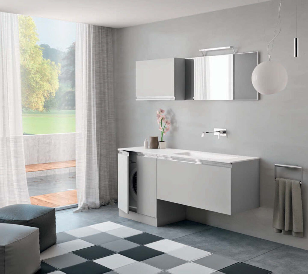 Arredo bagno in offerta online for Mobili bagno on line