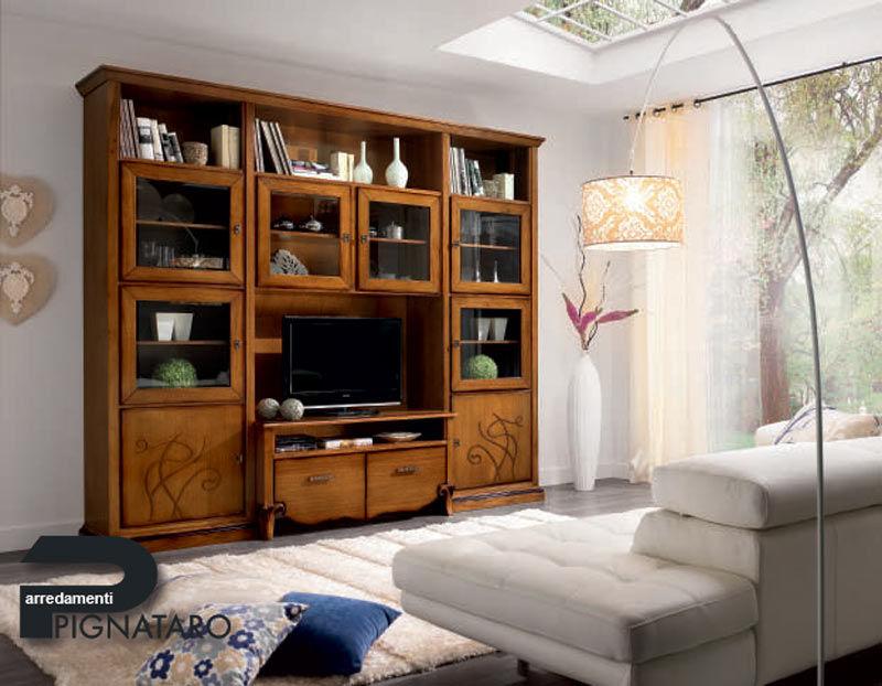 mobile da soggiorno classico