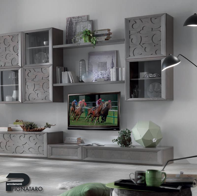 mobili da soggiorno classici