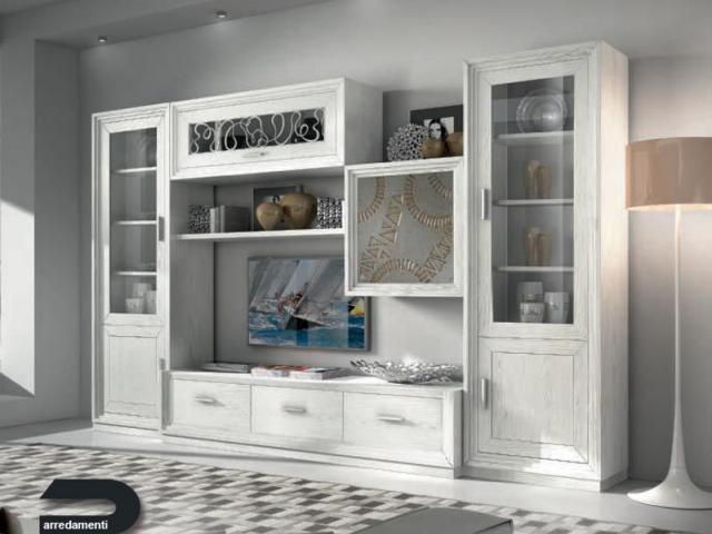 Arredamento soggiorno moderno e classico arredamenti for Arredamento classico moderno soggiorno