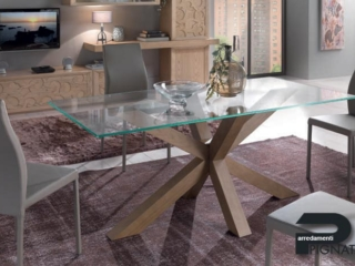 Arredamento soggiorno moderno e classico - Arredamenti Pignataro