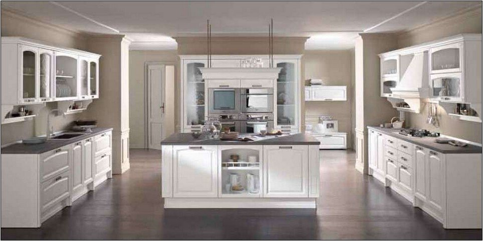 Vantaggi di utilizzare una cucina all\'americana - Arredamenti ...