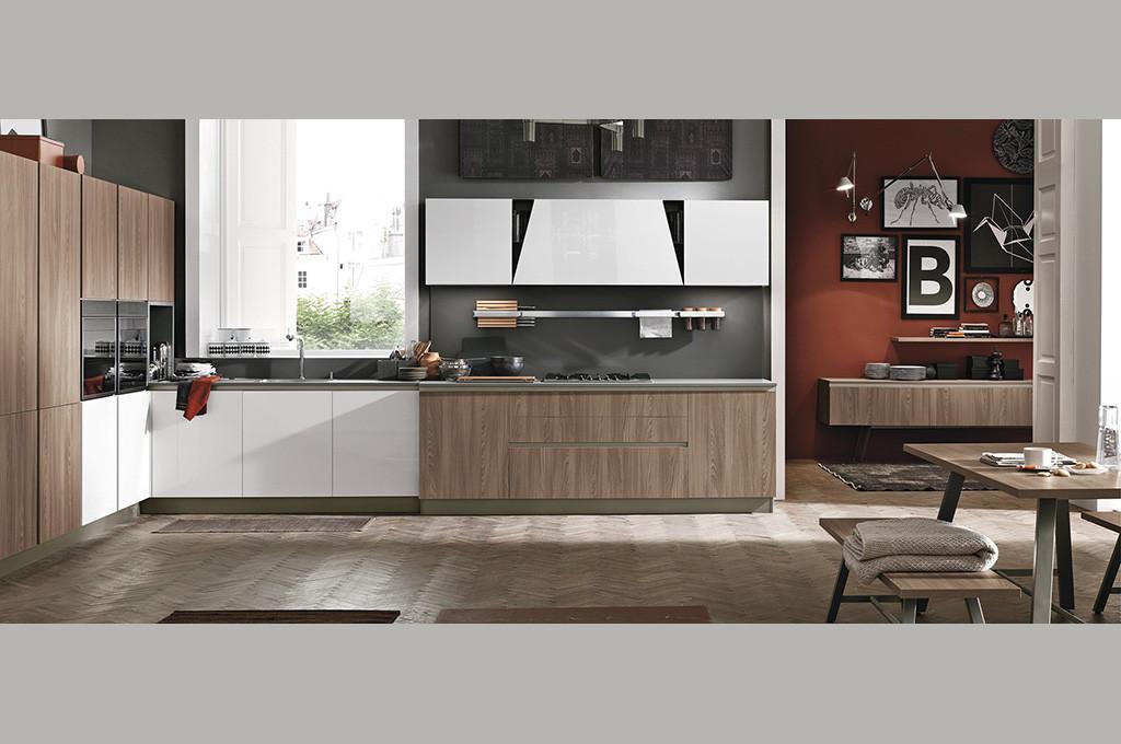 La linea infinity di stosa cucine arredamenti pignataro roma - Pignataro mobili ...