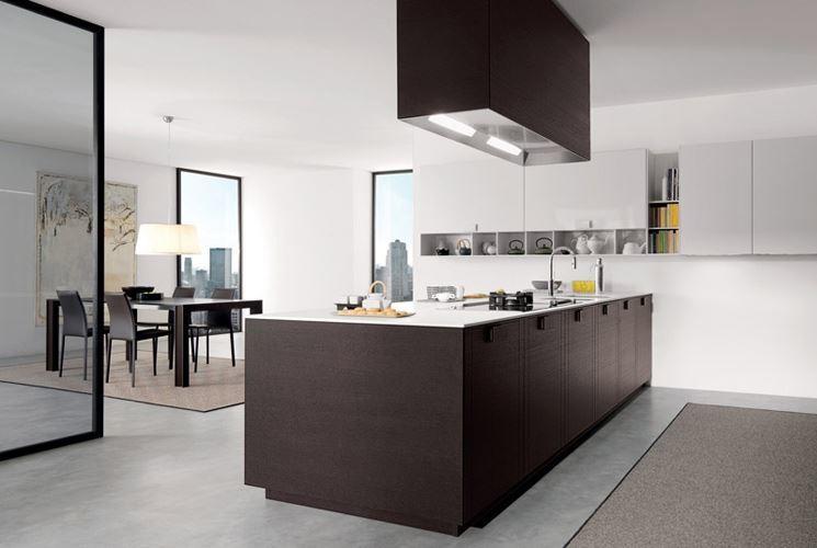 10 modelli di cucine moderne con isola - Arredamenti ...