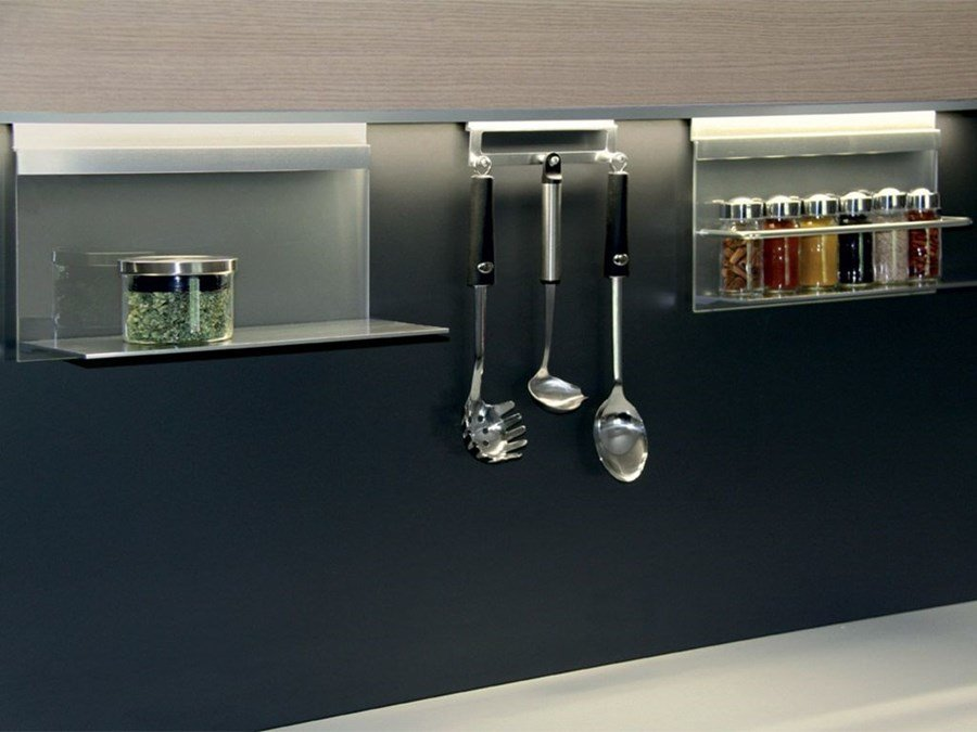 7 accessori per arredare una cucina moderna arredamenti for Accessori per cucina moderna