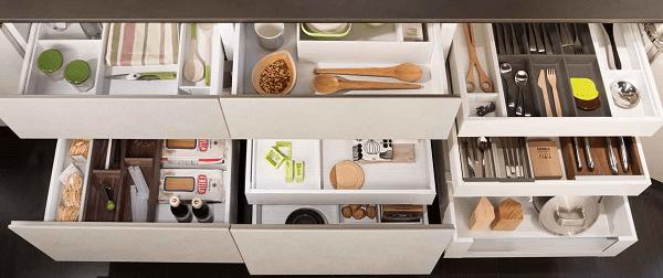 accessori cucina salvaspazio