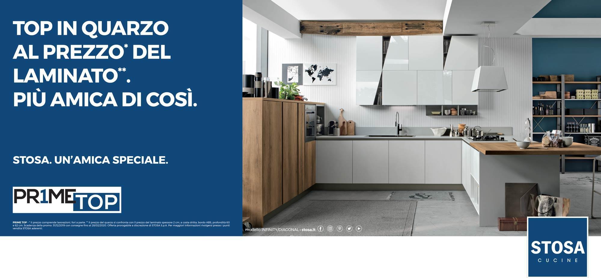 promozione stosa cucine Roma Aurelia