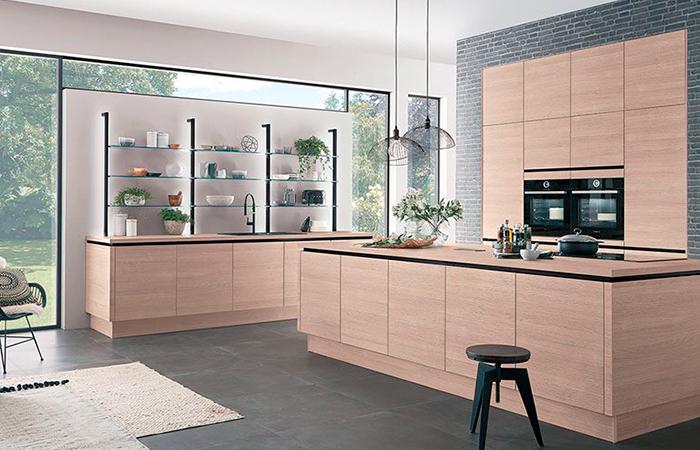 cucina legno massello